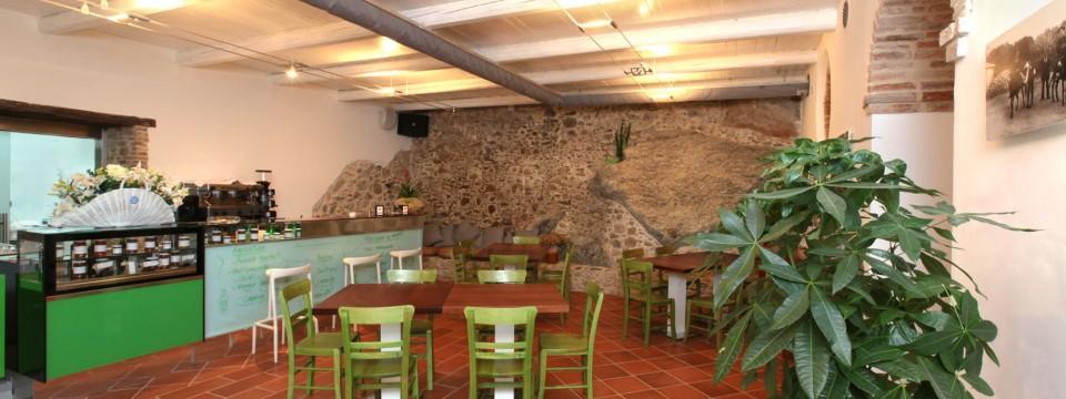 CALABRIALCUBO Bancone Bar – Piano Terra