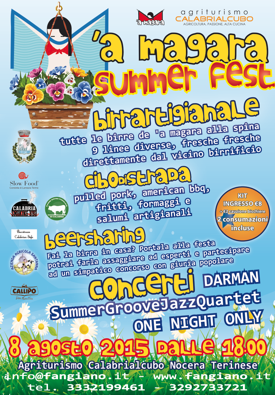 'A Magara Summer Fest 2015