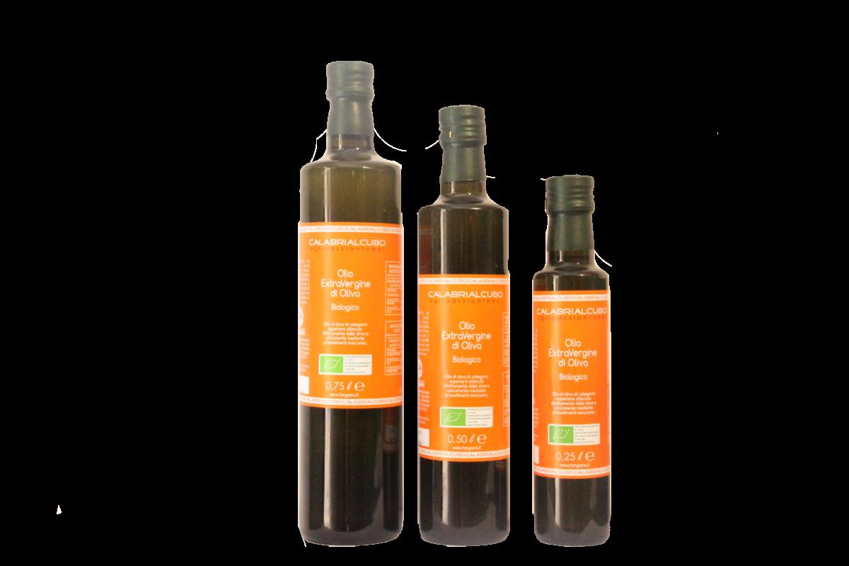 nuovo olio bio extravergine d'oliva 2015